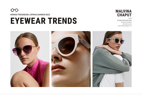 SS22 Eyewear Trend Book