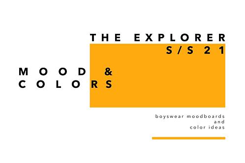 SS21 Boys Forecast - The Explorer
