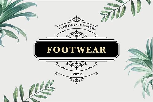 SS21 Womens Footwear Trend eBook