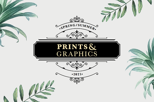 SS21 Womens Prints & Graphics eBook