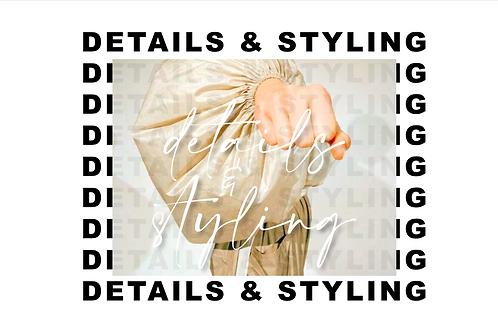 FW21 Juniors Market Details & Styling eBook