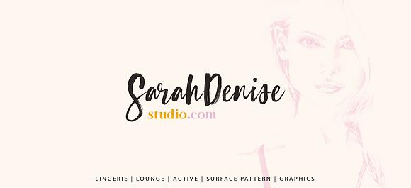 Sarah Denise Studio Fossicks trends land
