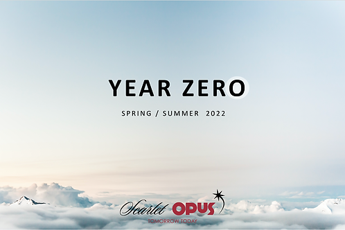 SS 2022 Trends +Audio presentation by Scarlet Opus