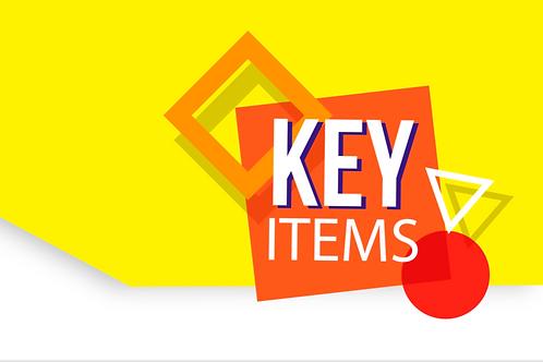 trndJNR FW20/21 Juniors market Key items