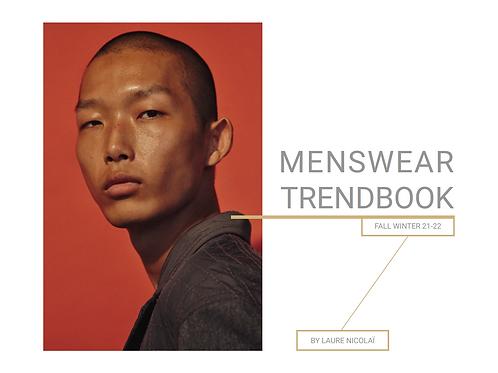 FW21/22 Menswear Complete Trendbook
