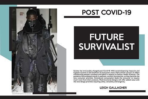 Post Covid-19 Future Survivalist Report