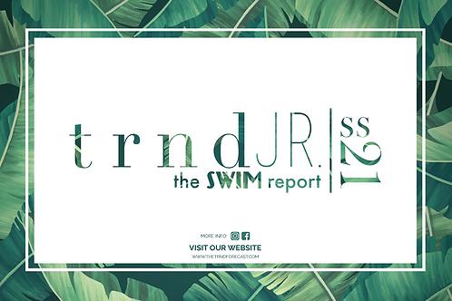 TRND SS21 Juniors Swim Forecast