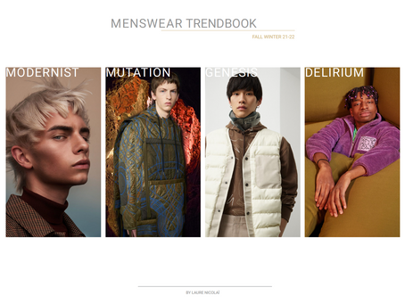 Post COVID-19 priorities and how to translate them for the Menswear market, by Laure Nicolai