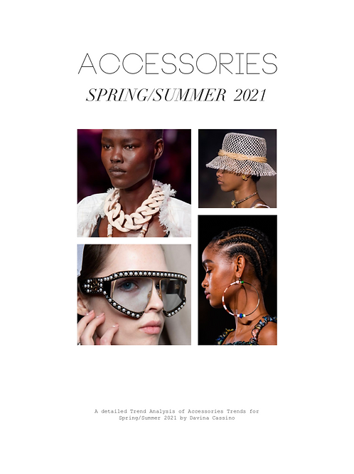 SS21 Accessories Trends