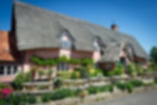 Thornham Four Horseshoes Pub in Suffolk