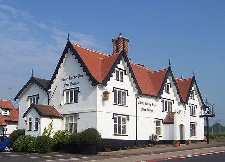The Stoke Ash White Horse pub suffolk