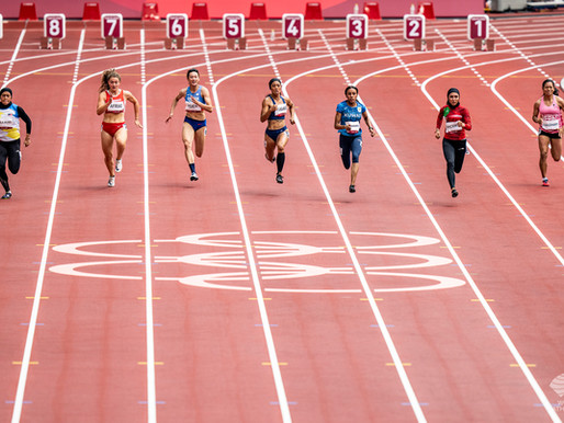 Tugade-Watson's Olympic Run