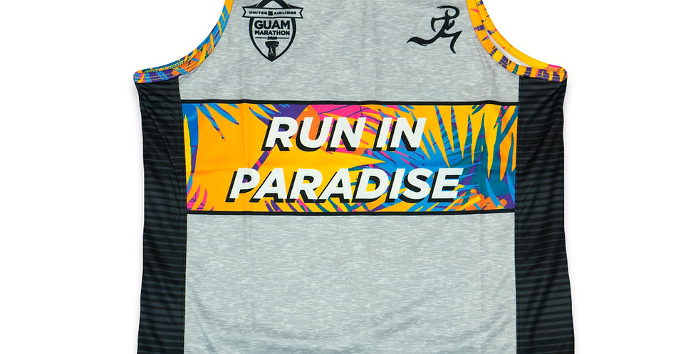 UGM Run In Paradise Grey - Men's