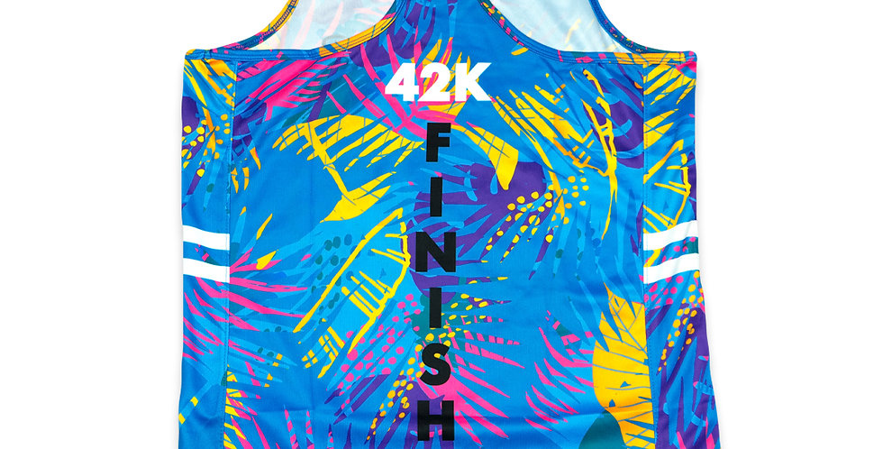 UGM Finisher Singlet 42k - Women's