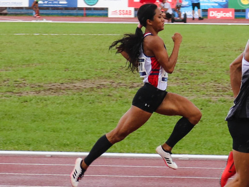 Tugade-Watson to Represent Guam in Tokyo Olympics