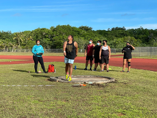 2021 Guam National Championships/ Guam Youth Sports Festival Results