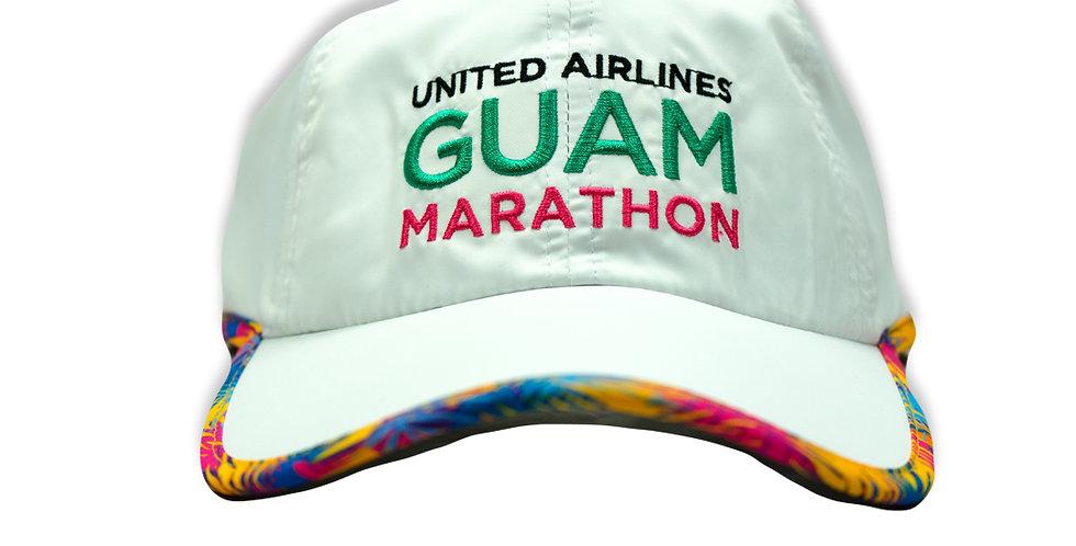 UGM Running Hat - White