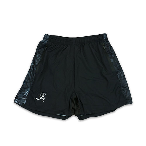 "RNG 2-in1 shorts- (5"") Black"