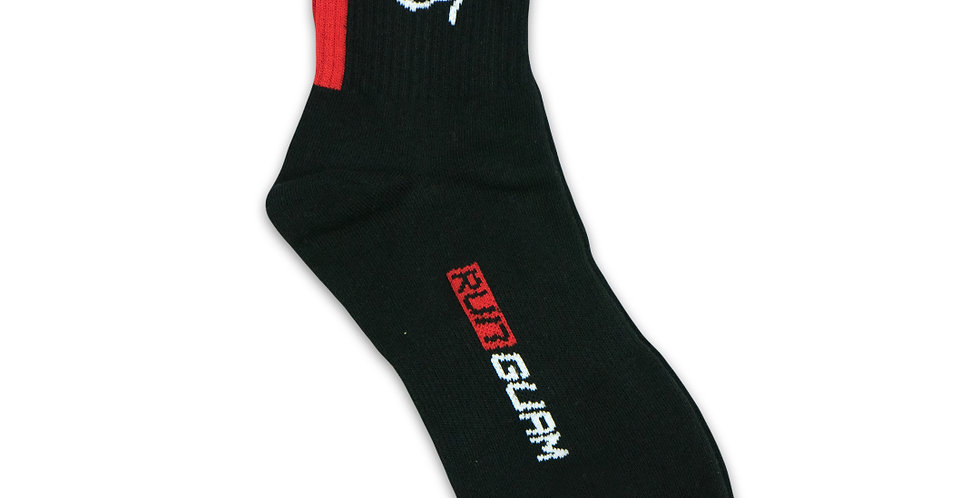RNG Socks- Low (Agaga' [Red])
