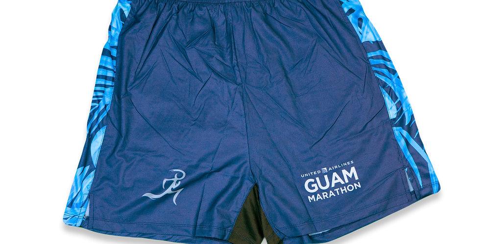 """UGM Shorts- (5"""") Blue"""
