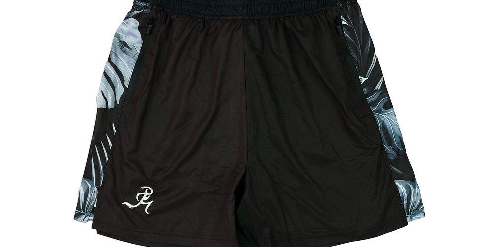 "RNG 2-in-1 shorts- (5"") Black '21 w/ Pockets"