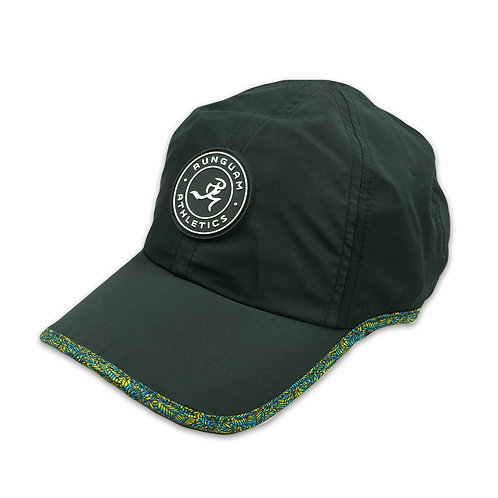 RNG Classico Running Hat - Black Carpet