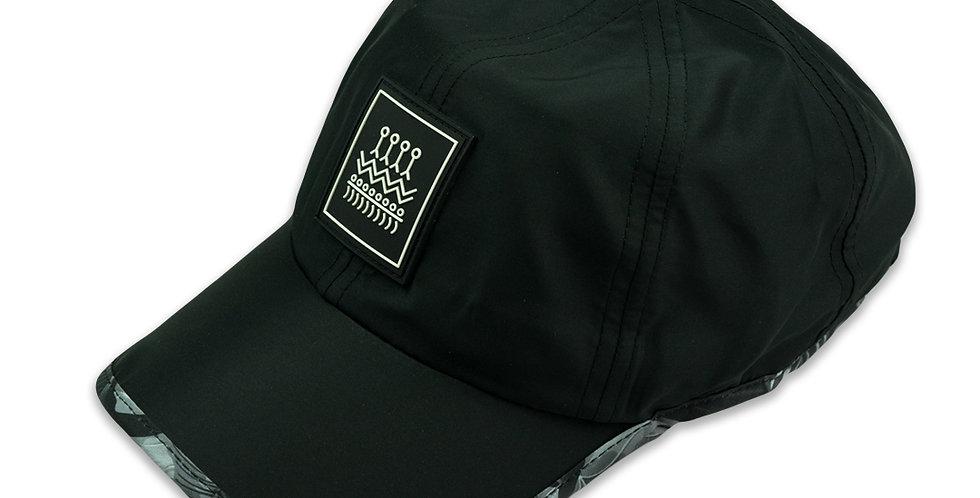 RNG Classico Running Hat - Black