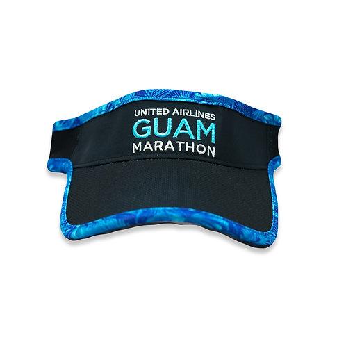UGM Running Visor - Blue