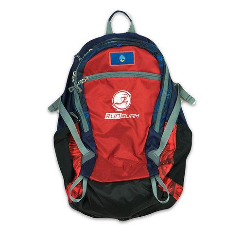RNG Travelers Backpack 1.0- Guahan Flag