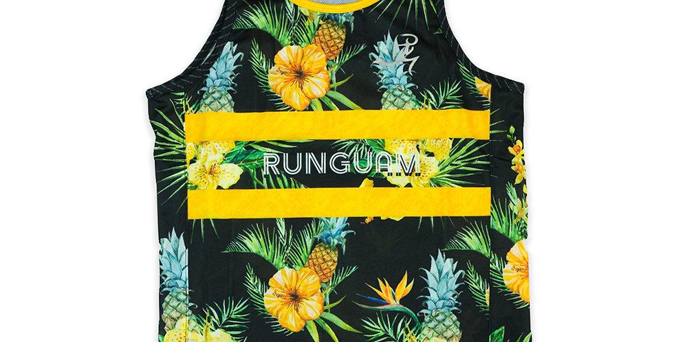 RNG Singlet- Pineapple - Men's