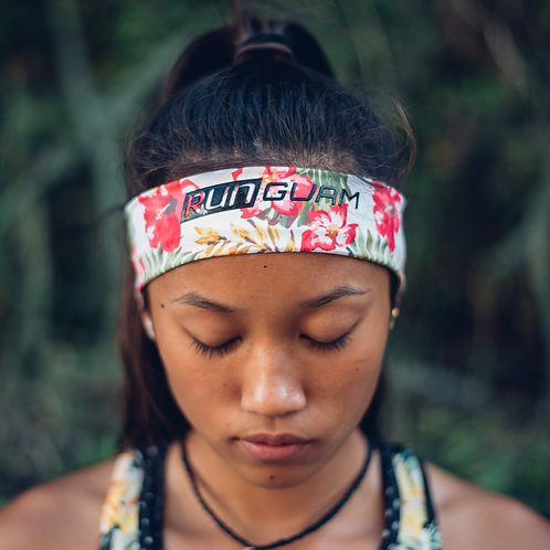 RNG Fitness Headband - Halom Tano Floral