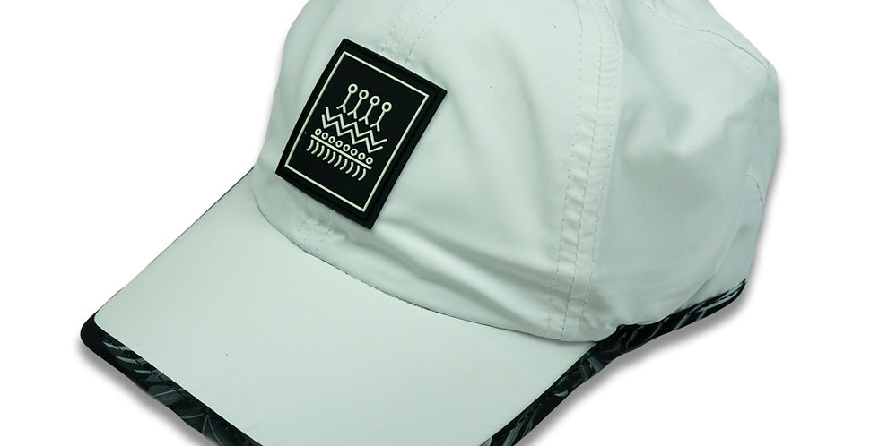 RNG Classico Running Hat - White