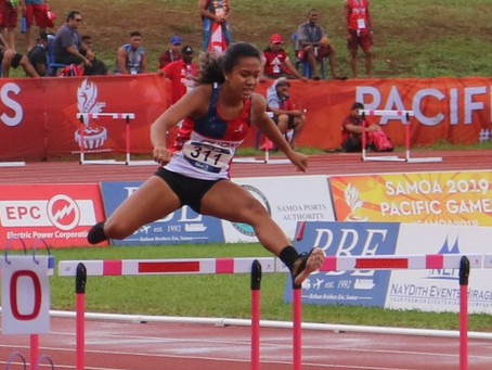 2021 Guam National Track & Field Championships / Youth Sports Festival