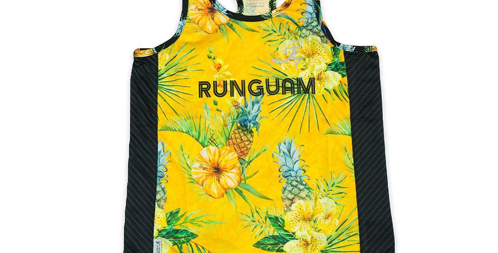 RNG Singlet- Pineapple - Women's