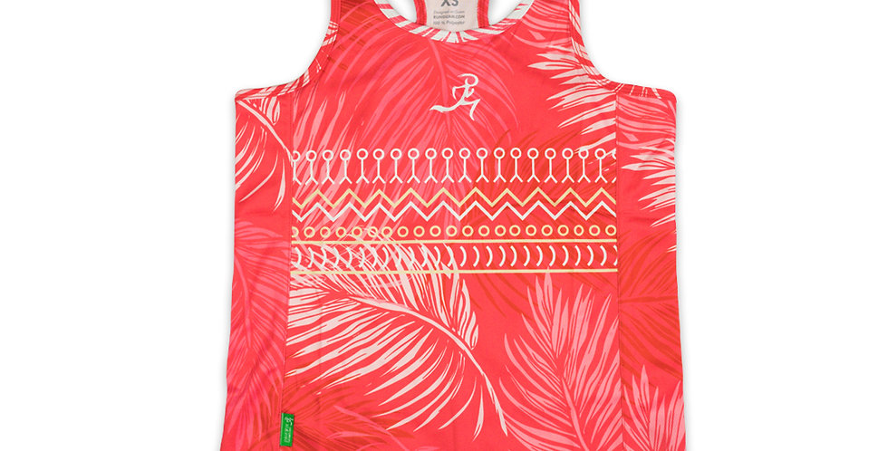 RNG Singlet- Coral Pink - Women's