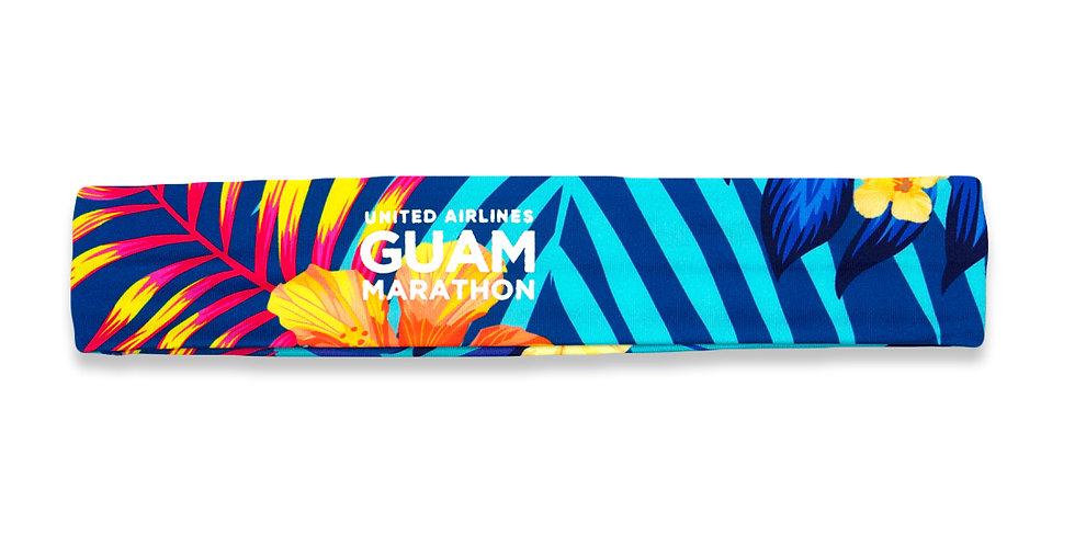 UGM Headband - Blue Tropics