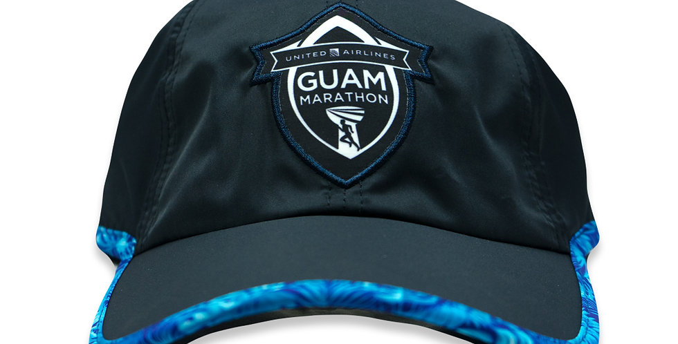 UGM Running Hat - Blue
