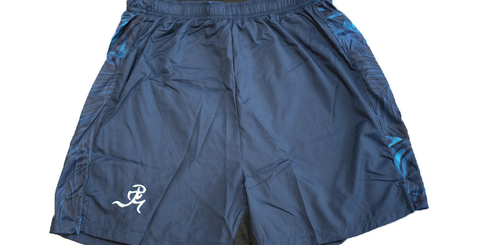 """RNG 2-in-1 shorts- (5"""") Deep Blue"""