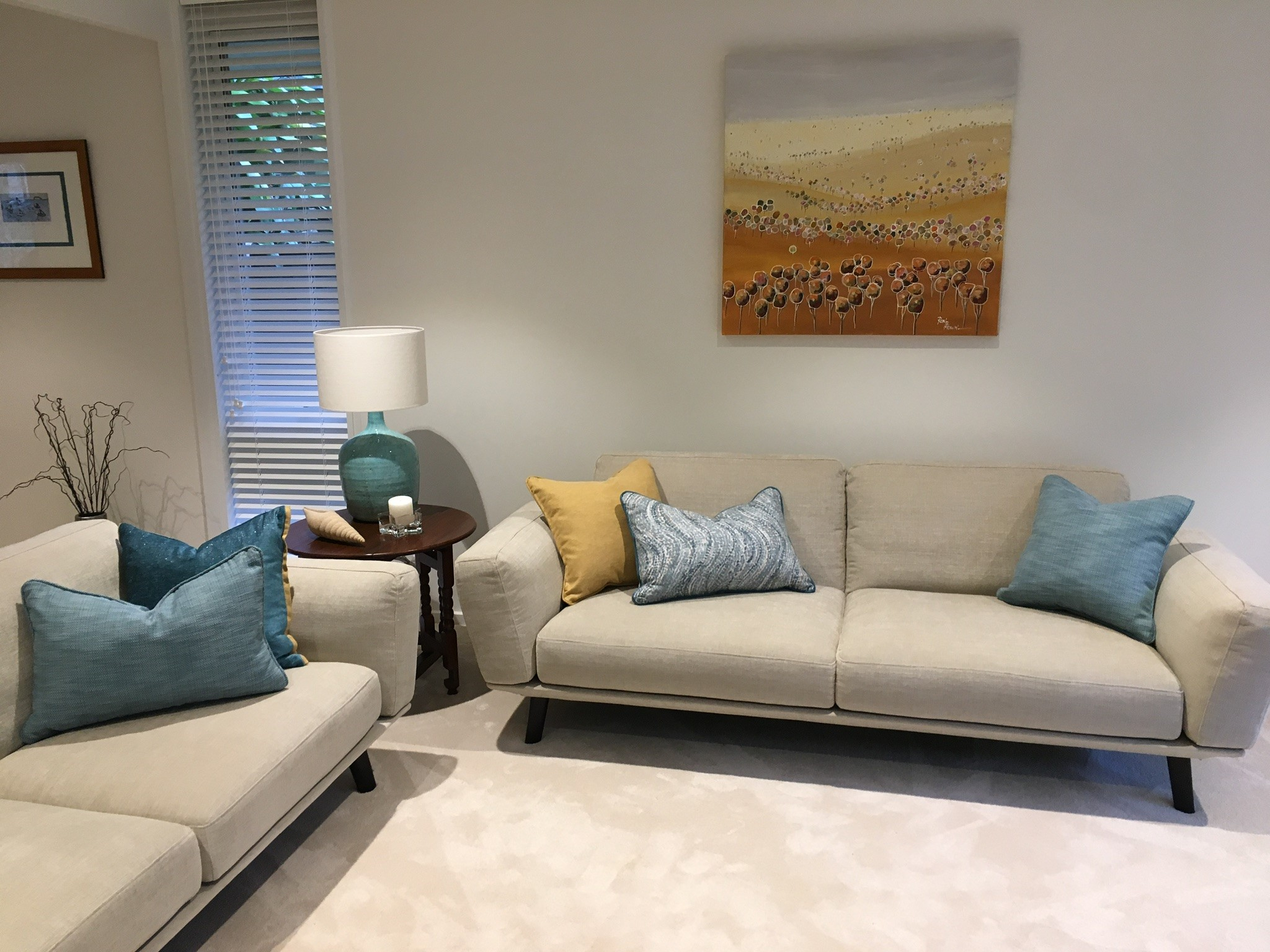 interior decorating cushions