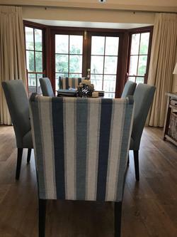 Wide range of upholstery fabrics