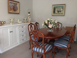 dining room chairs reupholstered