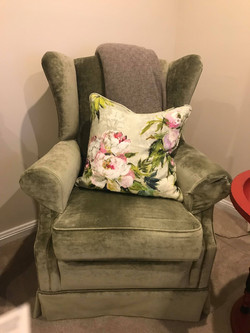 scatter cushions and upholstery