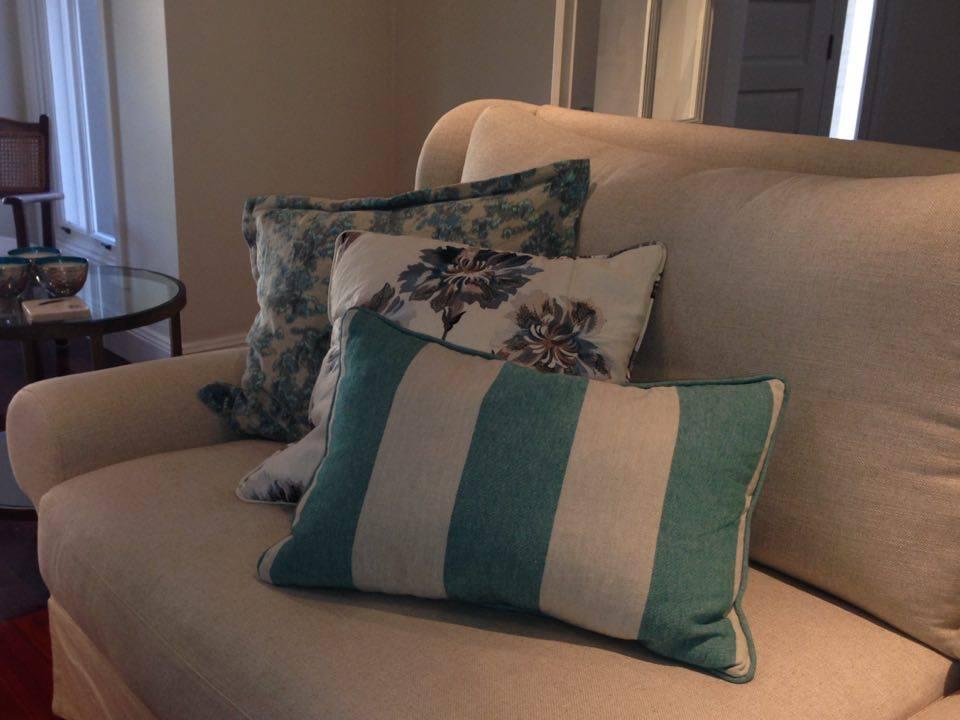 set of 3 scatter cushions custom