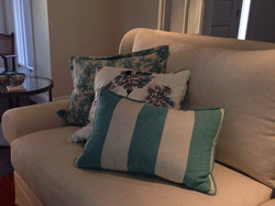 set of 3 scatter cushions custom