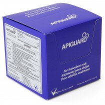 Apiguard non-toxic treatment for varroa mites
