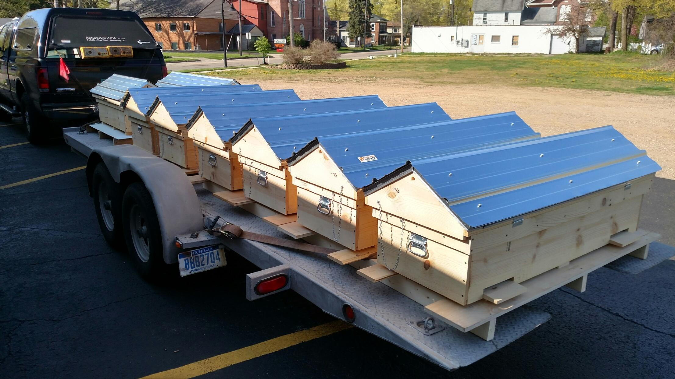 greatlakesbeesupply | Types of hives