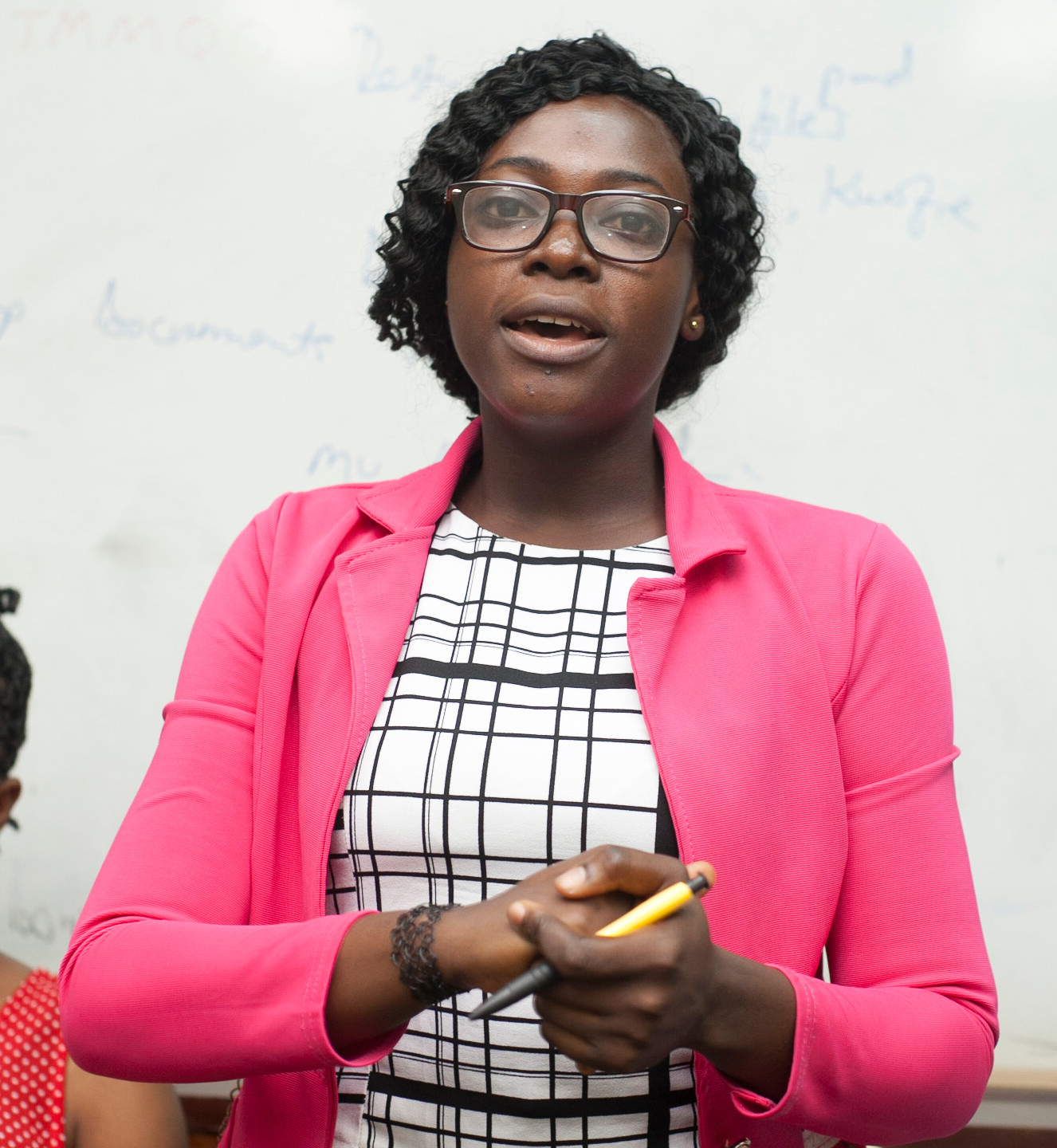 Issabelle Ampofo