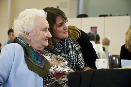 Rayon de soleil -regroupement communautaire qui vient en aide aux personnes âgées et aînés de l'Ancienne-Lorette -  région de Québec