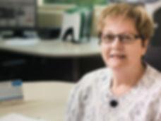 Micheline Brisson - Agente de liaison -  Service d'entraide communautaire Rayon de soleil - Québec - Aide aux aînés - assistance aux personnes âgées - L'Ancienne-Lorette