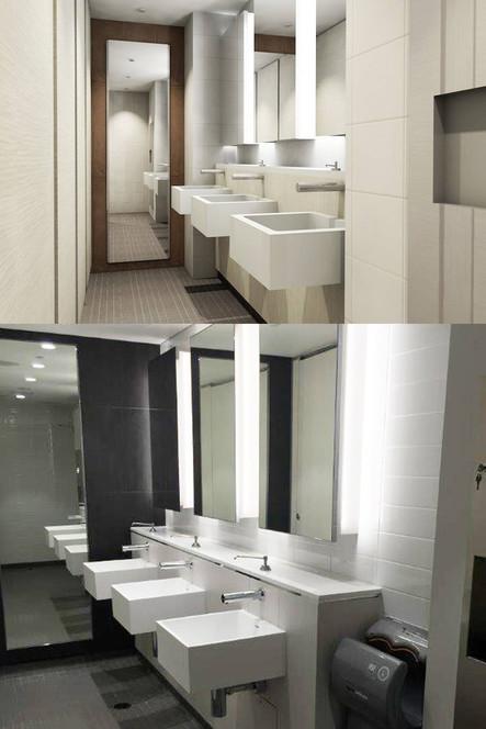 Foxtel Bathroom Refurbushment